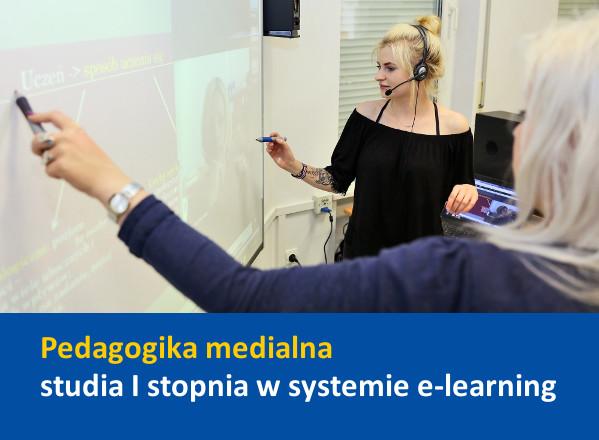 Rekrutacja na kierunek Pedagogika medialna